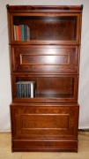 20K852-Klassieke-Globe-Wernicke-stijl-boekenkast-86-182-28-39-1