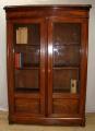 12K309-Biedermeier-boekenkast-122-175-44-1